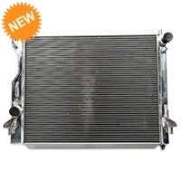 SR Performance Aluminum Radiator - Manual (05-14 All) - SR Performance 100528