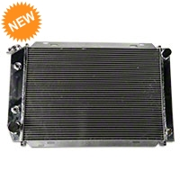 SR Performance Aluminum Radiator - Automatic (79-93 5.0L) - SR Performance 100530