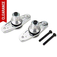 SR Performance Billet Aluminum Adjustable Motor Mounts (05-14 GT) - SR Performance 100544