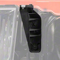 Front Bumper Bracket - RH (05-09 GT, V6) - AM Restoration 33-2210