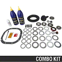 Ford Racing 3.55 Gears and Install Kit (10-14 V8; 11-14 V6) - Ford Racing 100572
