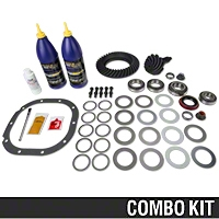 Ford Racing 3.55 Gears and Install Kit (86-09 V8) - Ford Racing 100575||100575