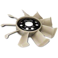 Replacement Radiator Fan - 9 Blade (86-93 5.0L) - AM Restoration NM0045