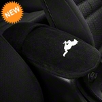 Seat Armour Center Console Cover - Running Pony (94-04 All) - Seat Armour 100632