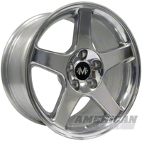 Polished 2003 Style Cobra Wheel (17x9)