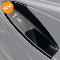 Door Panel Insert - Black RH (94-04 Coupe, Convertible) - AM Restoration 41-2008