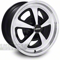 Black Magnum 500 Wheel - 18x9 (94-04 All)