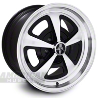 Black Magnum 500 Wheel - 18x10 (94-04 All)