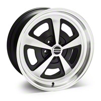 Black Magnum 500 Wheel - 20x8.5 (05-12 GT, V6)