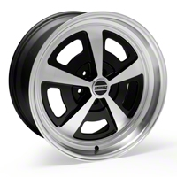 Black Magnum 500 Wheel - 20x10 (05-12 GT, V6)