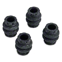 Brake Caliper Bushing Kit - Rear (05-11 All) - AM Restoration HW16123