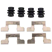 Rear Disc Brake Hardware Kit (05-11 All) - AM Restoration HW5869