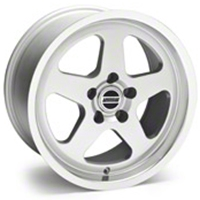 SC Style Silver Wheel - 17x9 (94-04 All)