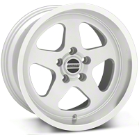 Silver SC Style Wheel - 17x10 (94-04 All)
