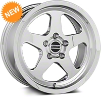 SC Chrome Wheel - 17x9 (94-04 All) - American Muscle Wheels 57679650
