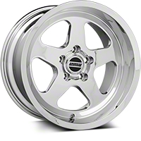 SC Chrome Wheel - 17x10 (94-04 All) - American Muscle Wheels 57671650