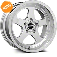 SC Style Chrome Wheel - 17x10 (94-04 All) - American Muscle Wheels 57671650