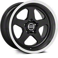 SC Black Wheel - 17x10 (94-04 All) - American Muscle Wheels 57671652