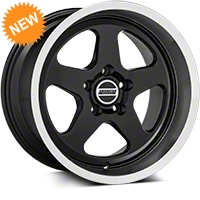 SC Style Black Wheel - 17x10 (94-04 All) - American Muscle Wheels 57671652