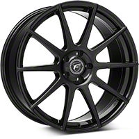 Forgestar CF10 Monoblock Piano Black Wheel - 20x9 (2015 All) - Forgestar 101015G15