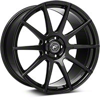Forgestar CF10 Monoblock Piano Black Wheel - 20x11 (2015 All) - Forgestar 101016G15
