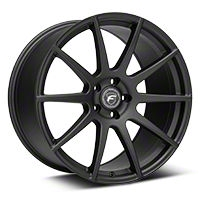 Forgestar CF10 Monoblock Textured Matte Black Wheel - 20x11 (05-14 All) - Forgestar CF10-2011-TEXTURED