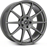 Forgestar CF10 Monoblock Gunmetal Wheel - 20x9 (2015 All) - Forgestar 101019G15