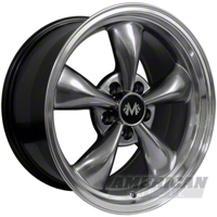 Hypercoated Bullitt Wheel Set of 4 (17x9)