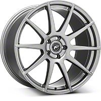 Forgestar CF10 Monoblock Gunmetal Wheel - 20x11 (05-14 All) - Forgestar CF10-2011-GUNMETAL