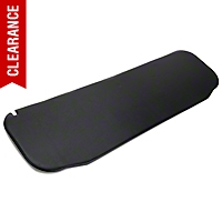 Trunk Lid Cover - Black (10-14 All) - AM Accessories TLC10-14BLK