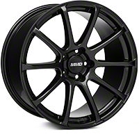 MMD Axim Black Wheel - 19x10 (05-14 All) - MMD 101024