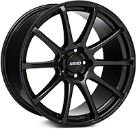 MMD Axim Black Wheel - 19x10 (2015 All) - MMD 101024G15