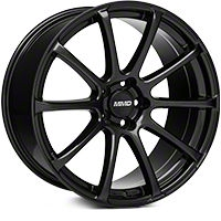 MMD Axim Black Wheel - 20x10 (05-14 All) - MMD 101026