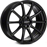MMD Axim Black Wheel - 20x10 (2015 All) - MMD 101026G15