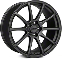 MMD Axim Charcoal Wheel - 19x10 (2015 All) - MMD 101028G15