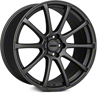 MMD Axim Charcoal Wheel - 20x10 (2015 All) - MMD 101030G15