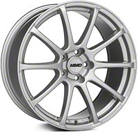 MMD Axim Silver Wheel - 19x8.5 (05-14 All) - MMD 101031