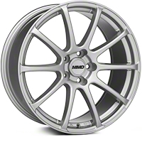MMD Axim Silver Wheel - 19x8.5 (2015 All) - MMD 101031G15