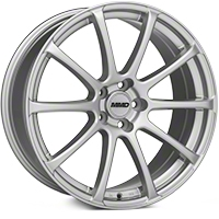 MMD Axim Silver Wheel - 20x8.5 (05-14 All) - MMD 101033