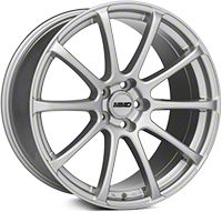 MMD Axim Silver Wheel - 20x10 (05-14 All) - MMD 101034