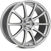 MMD Axim Silver Wheel - 20x10 (2015 All) - MMD 101034G15