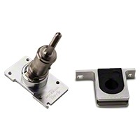 Steeda Tri-Ax Short Shifter and Bracket - MT-82 (11-14 GT, V6) - Steeda 555-7313