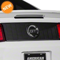 MMD Honeycomb Decklid Panel (10-12 All) - MMD 757-10004