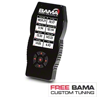 Bama SF4/X4 Power Flash Tuner w/ 2 Custom Tunes (11-12 GT500) - Bama 101200G11SE