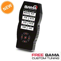 Bama X4/SF4 Power Flash Tuner w/ 2 Custom Tunes (10-12 GT500) - Bama 101200G11SE