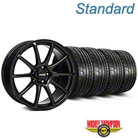MMD Axim Gloss Black Wheel & Mickey Thompson Tire Kit - 19x8.5 (05-14 All) - MMD KIT||101023||79539