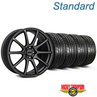 MMD Axim Charcoal Wheel & Mickey Thompson Tire Kit - 19x8.5 (05-14 All) - MMD KIT||101027||79539