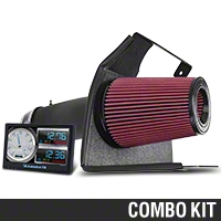 Bama JLT Cold Air Intake & Livewire TS Tuner (10-12 GT500) - Bama 101329