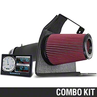 Bama JLT Cold Air Intake & Livewire TS Tuner (13-14 GT500) - Bama 101335