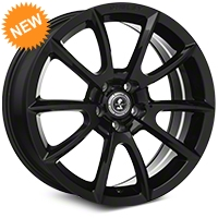 Shelby Alcoa Style Black Wheel - 19x8.5 (05-14 All) - Shelby 101405G05
